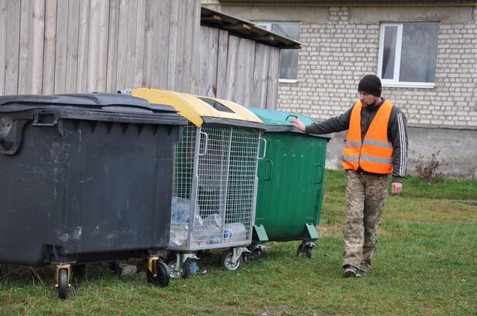 Станишівка: за вивіз сміття потрібно платити